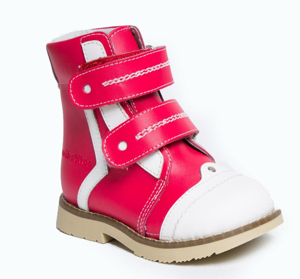 ... (детская ортопедическая обувь) Ботинки детские ортопедические зимние ( антивальгусные. Артикул  OT-403-R 2d0a92b099c