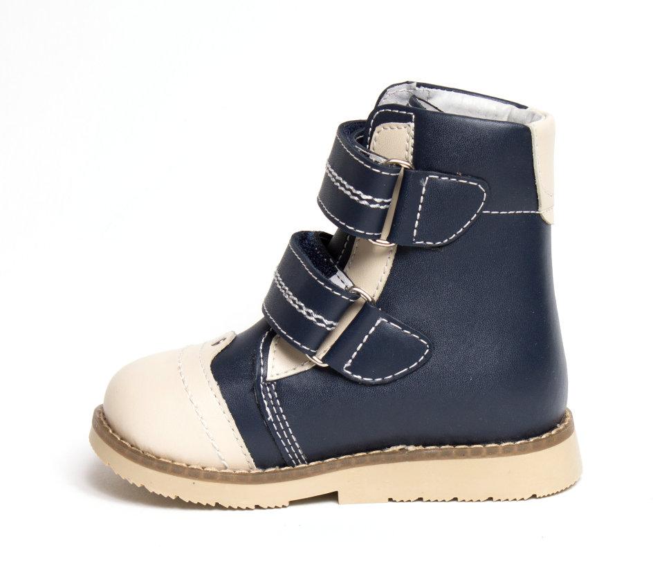 ... (детская ортопедическая обувь) Ботинки детские ортопедические зимние ( антивальгусные. Артикул  OT-403-B f5f423c1980